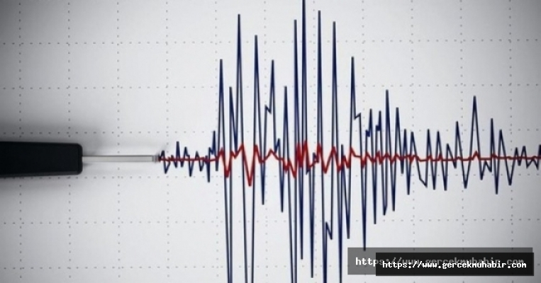 Elazığ'da 5.1 büyüklüğünde deprem!