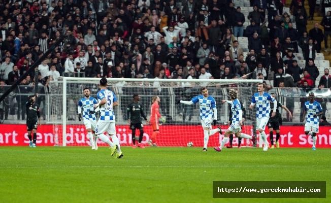 Erzurumspor çeyrek finalde
