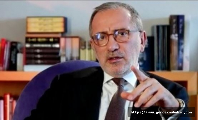 Fatih Altaylı: Palavra atmayın, bizi saf zannetmeyin