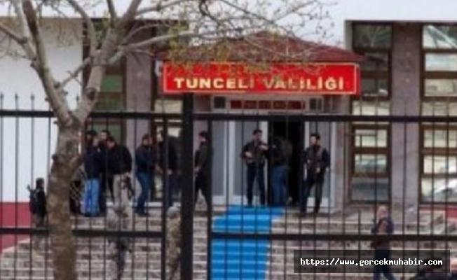 Gülistan Doku için harekete geçilmişti; Tunceli'de, 15 gün boyunca eylem ve etkinlikler yasak