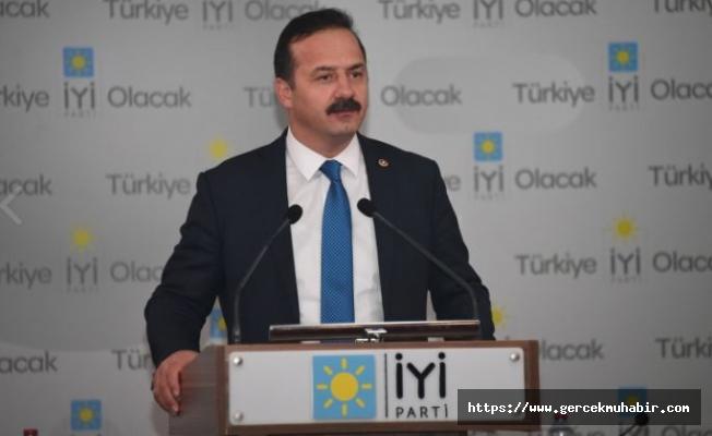 İYİ Parti Sözcüsü Ağıralioğlu: Faiz Meselesine Tayyip Bey Bakıyor!