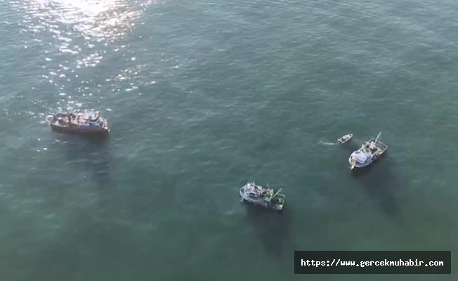 Kaybolan Balıkçının Cansız Bedenine Ulaşıldı