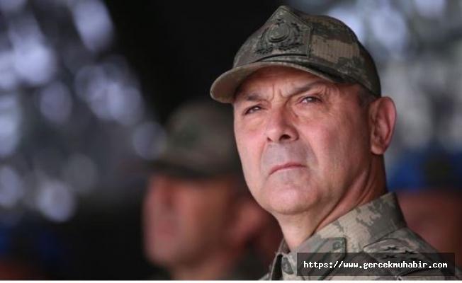Korgeneral Metin İyidil Tutuklandı!