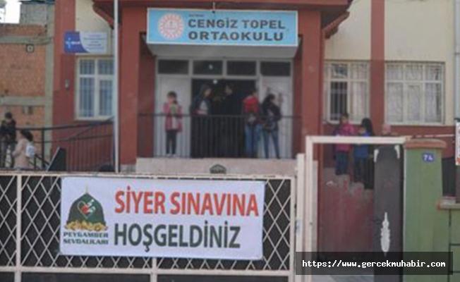 MEB, Hizbullah'a yakın vakfın okullarda sınav düzenlemesine izin verdi
