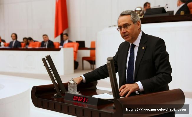 Rafet Zeybek: Tarımda kullanılan elektrik fiyatları düşürülmeli