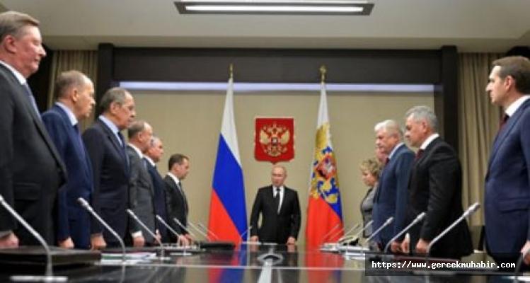 Rusya'da Hükümetten İstifa Kararı