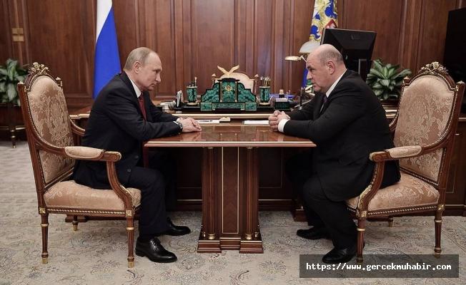 Rusya'da Medvedev istifa etti, Putin Başbakanlık için Mişustin'i önerdi