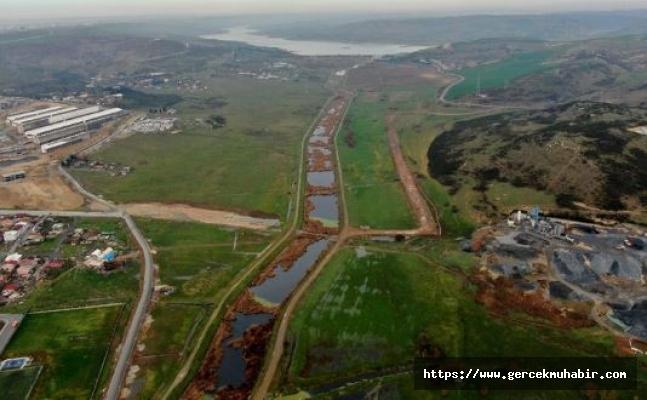 TOKİ, Kanal İstanbul'a finansman sağlamak için 16 bin hektarlık arsa üretip satacak