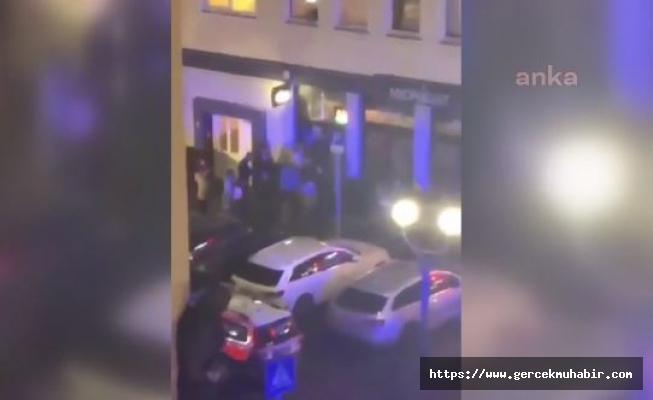 Almanya'da Nargile Kafeye Saldırı; 11 Ölü