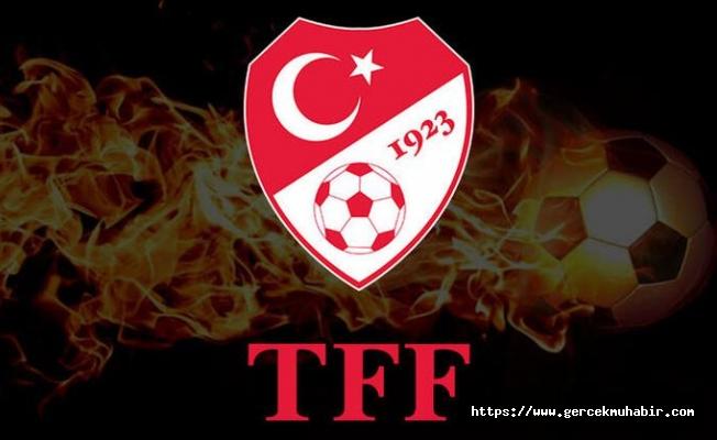 TFF: Bu hafta oynanacak futbol maçlarında şehitlerin anısına saygı duruşu yapılacak