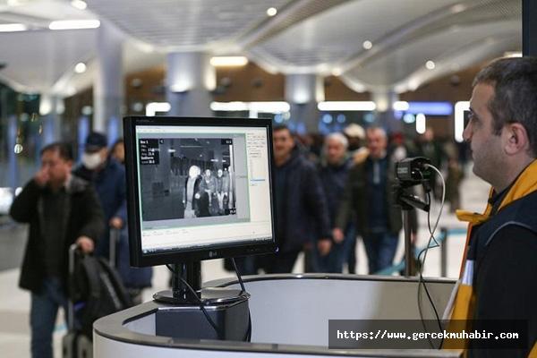 Bakanlıktan Korona  İtirafı: Termal Kameralar Maliyetli, Kuramadık
