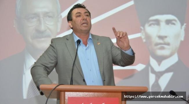 """CHP'li Alban: """"Belediyelere İlbank'tan  Verilen Ödenek İki Katına Çıkarılsın"""""""