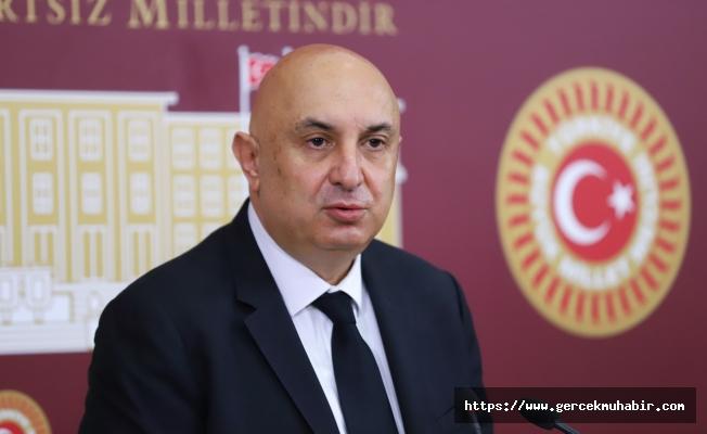 """CHP'li Özkoç: """"Koronavirüs ile mücadele için en sert tedbirler alınmalı"""""""