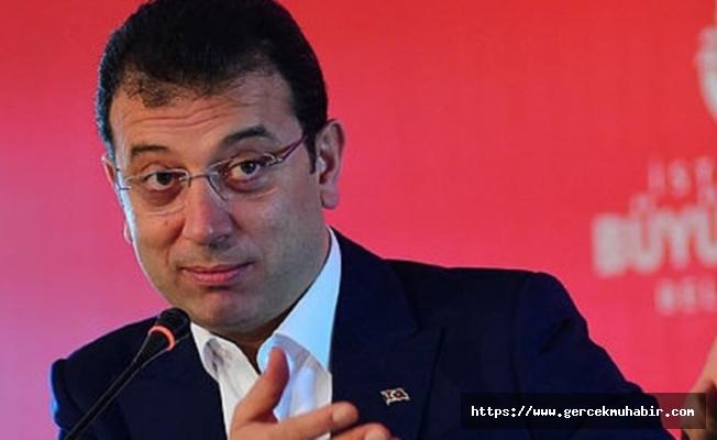 Ekrem İmamoğlu: İstanbul için kontrollü kısıtlama bekliyoruz