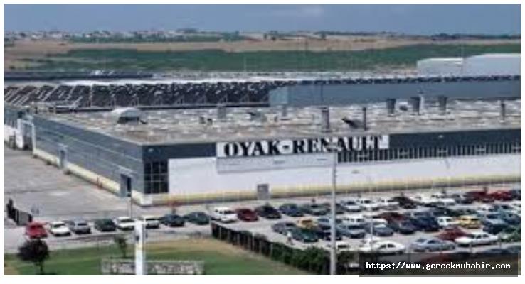 Honda, Ford Otosan, Toyota ve Mercedes-Benz'den sonra Oyak Renault da üretime ara verdi