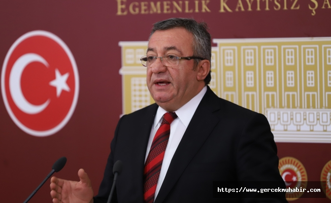 Engin Altay; Cumhurbaşkanı korona sürecinde parti rozetini çıkarmalı