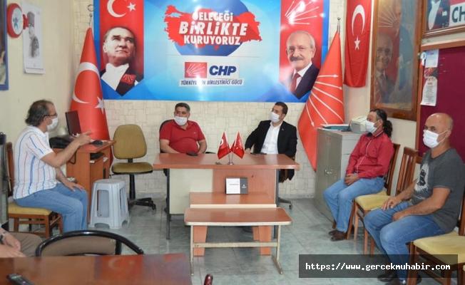 Ahmet Akın, İvrindi, Havran, Burhaniye ve Edremit'te
