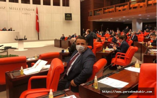 AKP Meclis Gurubundan Vekillere Hijyen Talimatı