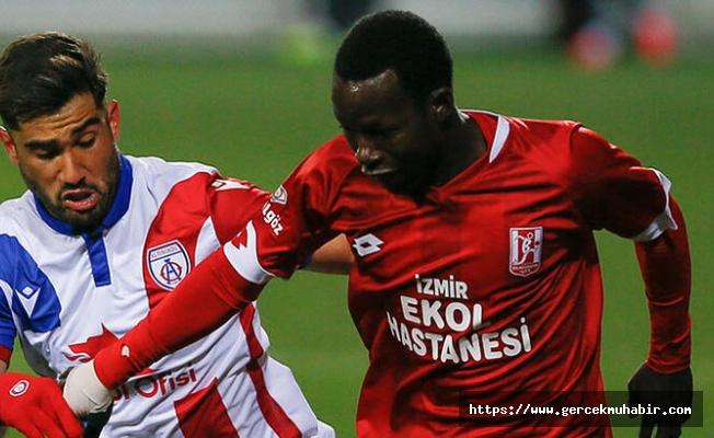 Balıkesirsporlu Aly Malle, Trabzonspor Yolunda!