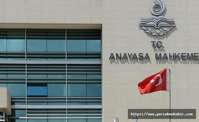 CHP'den İnfaz düzenlemesi için AYM'ye FLAŞ başvuru