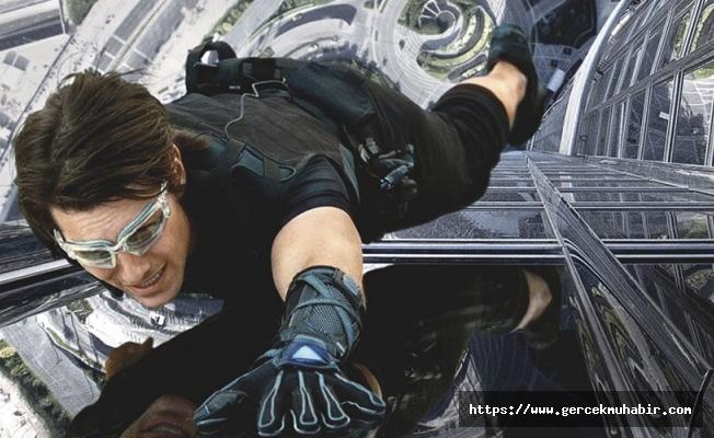 Elon Musk'ın girişiminde uzayda çekilecek ilk filmde Tom Cruise oynayacak