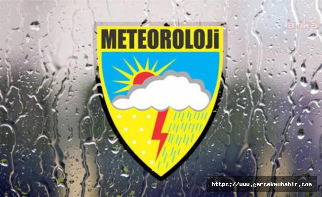 Meteroloji'den Yağmur ve Kar Uyarısı!