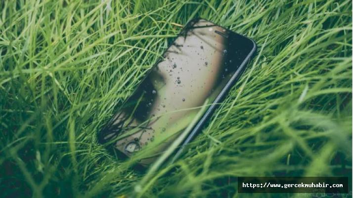 Nehre düşen iPhone 7 Plus, 8 ay sonra ortaya çıktı!