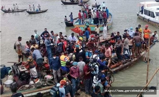 Bangladeş'te Feribot Faciası; 23 Kişi Hayatını Kaybetti