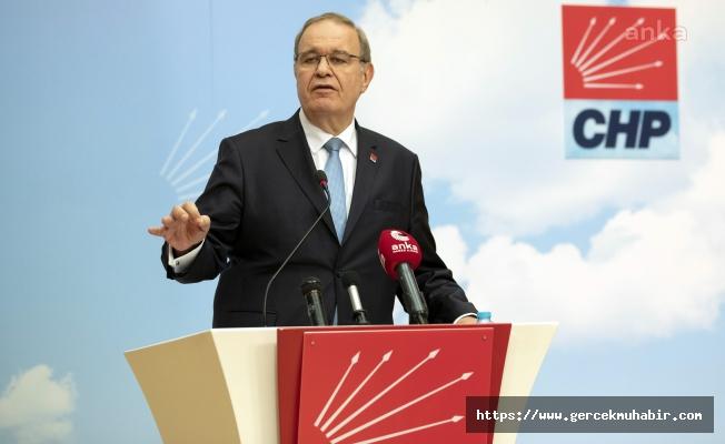 CHP Sözcüsü Öztrak'tan Kurultay Açıklaması!