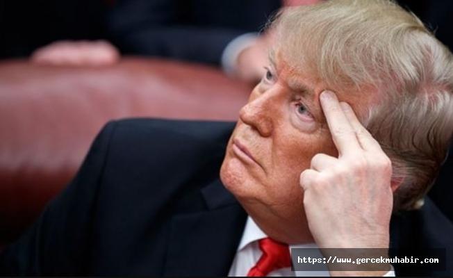 İran'dan Trump'a tutuklama kararı!