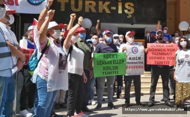 İşçi Federasyonları; Ekonomik Sıkıntının Faturası İşçiye Kesiliyor