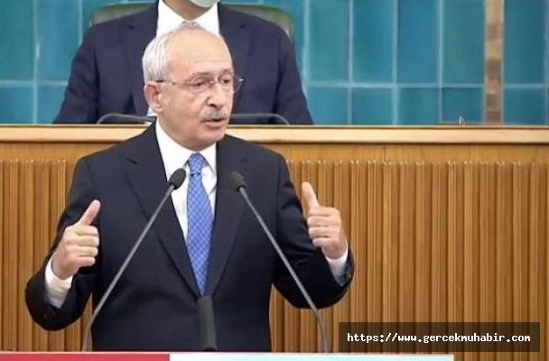 Kemal Kılıçdaroğlu; Baroları bölmek vatana ihanettir!