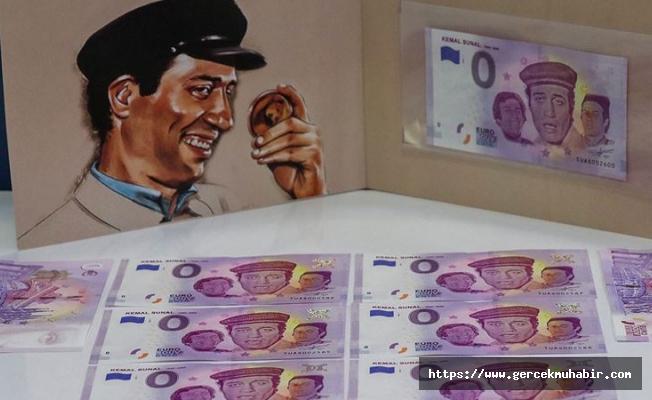 Kemal Sunal anısına hatıra para basıldı