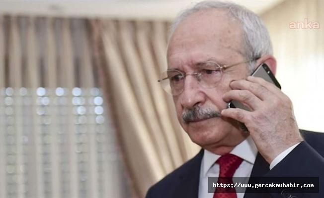 Kılıçdaroğlu'ndan Eren Yıldırım'a Geçmiş Olsun telefonu!