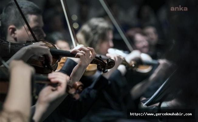 ''Müzik ve Sahne Sanatçılarına Destek Verin''