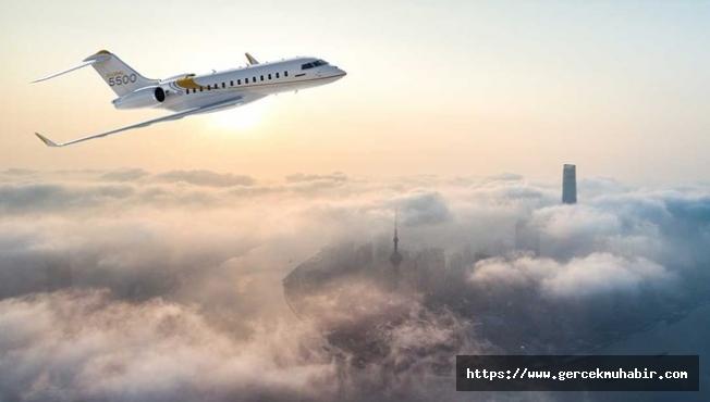 Bombardier, 46 milyon dolarlık özel jeti müşterisine teslim etti