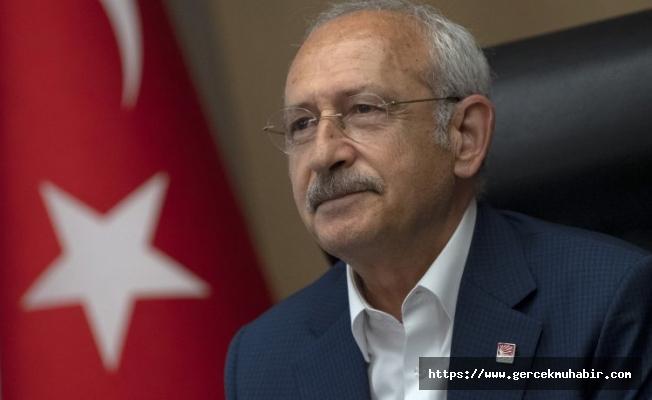 CHP Genel Başkanı Kılıçdaroğlu'ndan Bayram Mesajı!