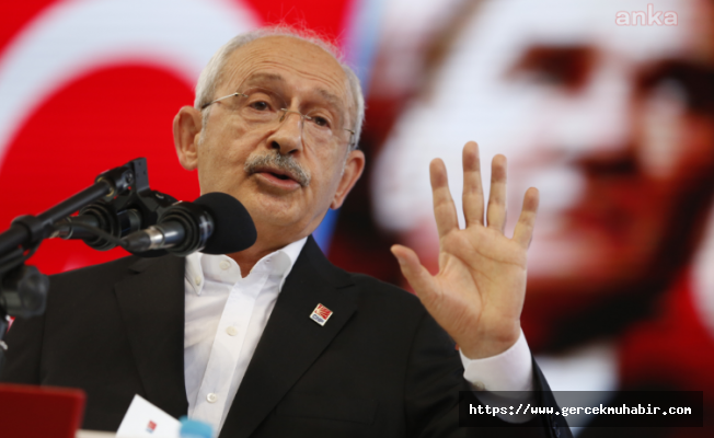 CHP Lideri Kemal Kılıçdaroğlu'ndan Kurban Bayramı Mesajı