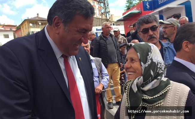 """CHP Milletvekili Gürer: """"Emekliler, Bayram İkramiyesi İle Kurbanlık Koyun Bile Alamıyor"""""""