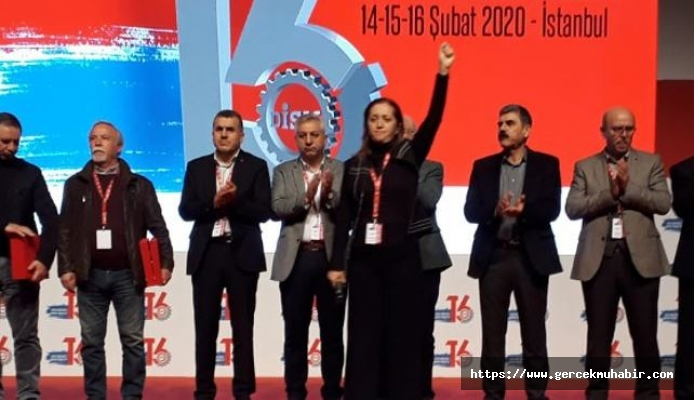 DİSK Başkanı Arzu Çerkezoğlu: Köprüye değil kıdeme garanti verin
