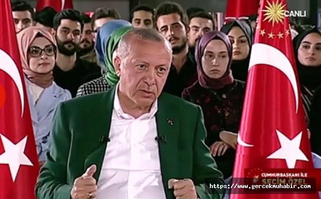 Erdoğan'ın Ayasofya sözleri sosyal medyada gündem oldu