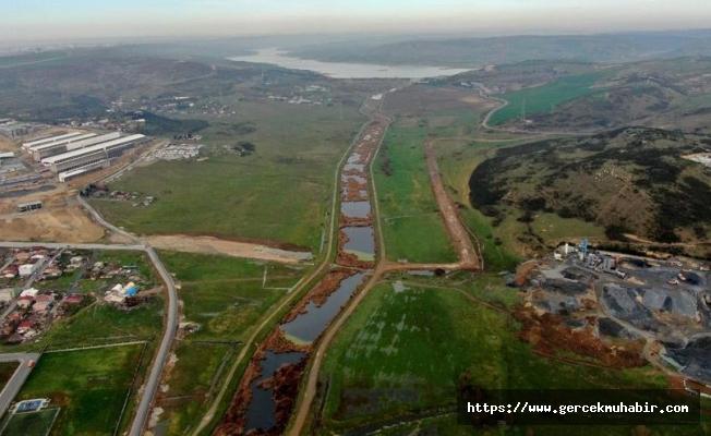 Kanal İstanbul'da bedelsiz gayrimenkul operasyonu