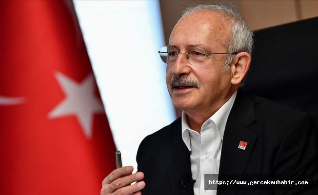 Kılıçdaroğlu: CHP'li Olmayan Milyonlarla Da Birlikte İktidara Yürüyoruz
