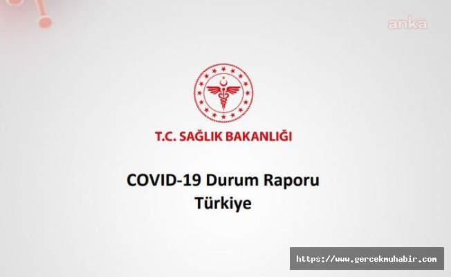 Sağlık Bakanlığı Koronavirüs Dağılımını Açıkladı!