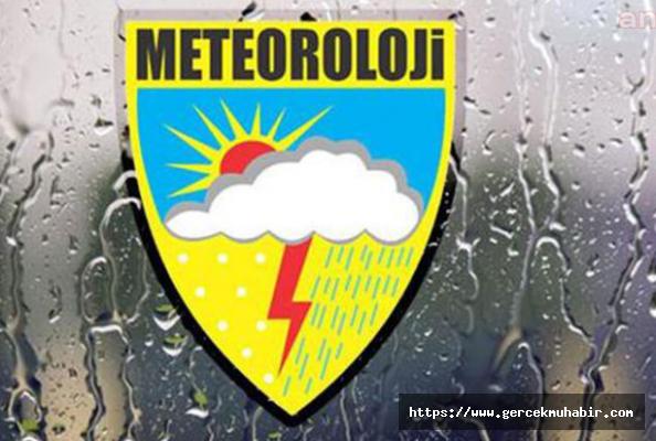 Meteoroloji'den 3 ile sel uyarısı!