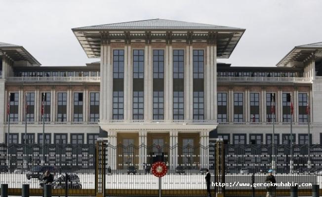 AKP'ye üye olana Saray'da 1 gün geçirme vaadi