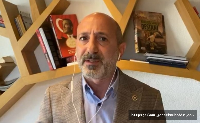 Ali Öztunç: Direnişimiz Sürecek, Kaz Dağları'ndan Elinizi Çekin!