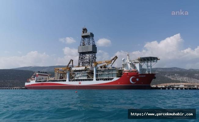 Bakan Dönmez: Hazırlıklar tamam Kanuni Karadeniz'de sondaja başlayacak