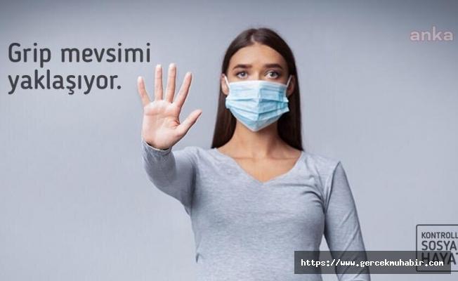 Bakan Koca'dan grip uyarısı: ''Aynı anda iki virüsle savaşmak zorunda kalmayalım''