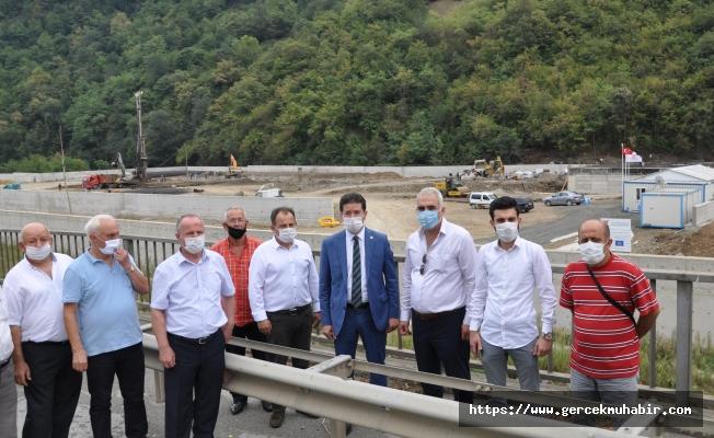 CHP'li Kaya: Akçaabat-Düzköy Karayolu Ne Zaman Tamamlanacak?